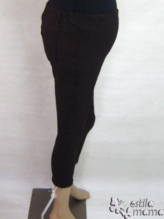 M8627 gb2 legging hamil pdk coklat tua