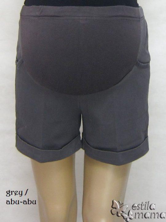 M76114 gb4 celana hamil pdk abu-abu
