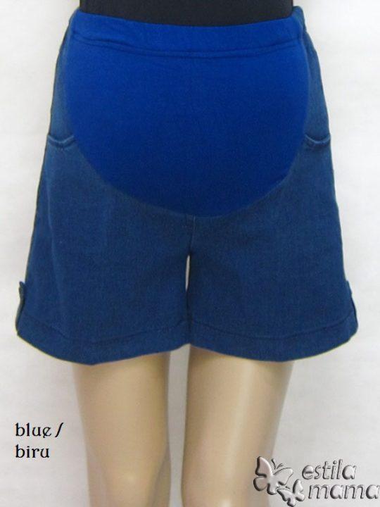 M76115 gb1 celana hamil pdk biru