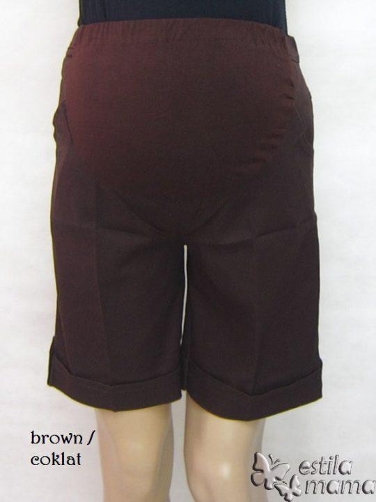M7680 gb4 celana hamil pdk coklat