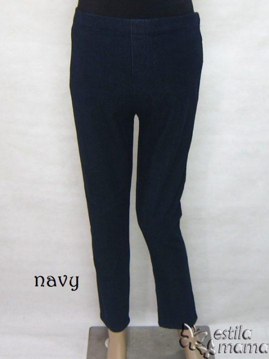 M77118 gb4 celana hamil pjg navy