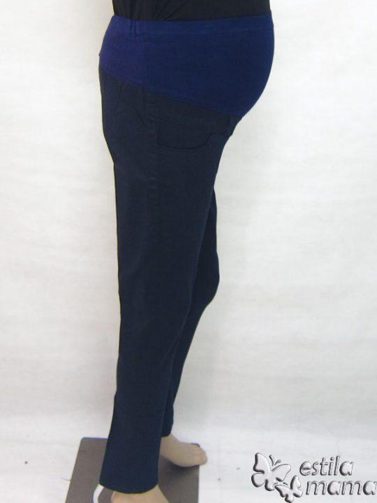 M7792 gb2 celana hamil pjg biru tua