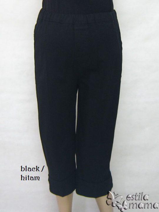 M7689 gb1 celana hamil pdk hitam