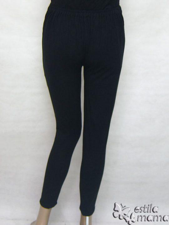 M8701 gb3 legging hamil pjg hitam