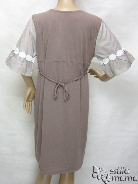 R34222 gb4 dress hamil menyusui lgn pdk moka