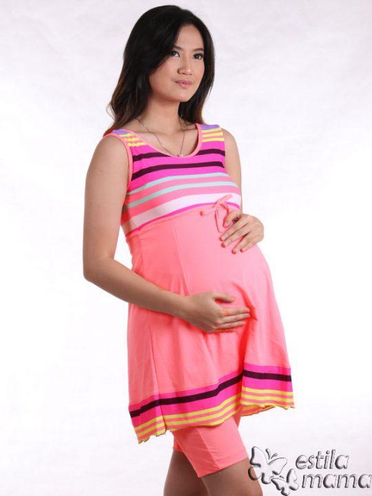 M0251 salem gb2 baju renang hamil salem