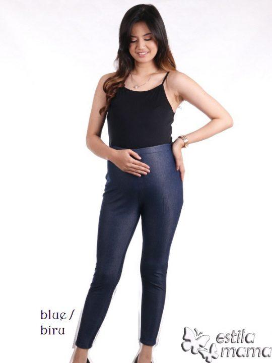 M8717 gb1 legging hamil pdk biru