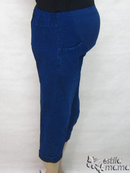 M76116 gb2 celana hamil pendek biru