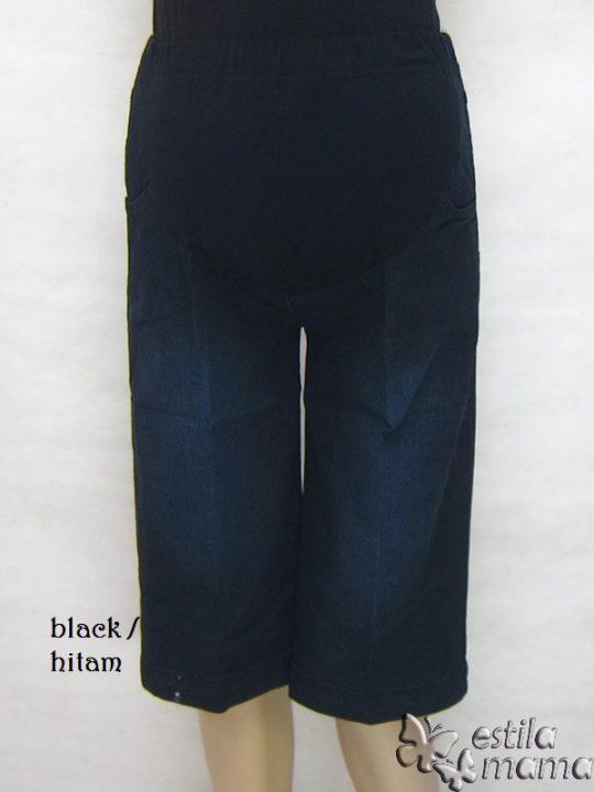 M76117 gb1 celana hamil pendek hitam