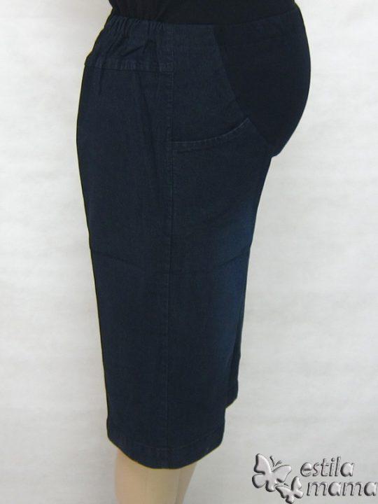 M76117 gb2 celana hamil pendek hitam