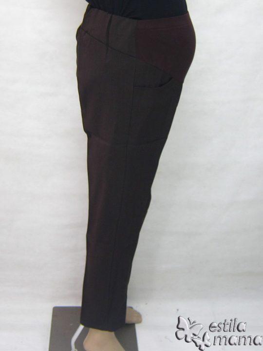 M77179 gb2 celana hamil panjang coklat