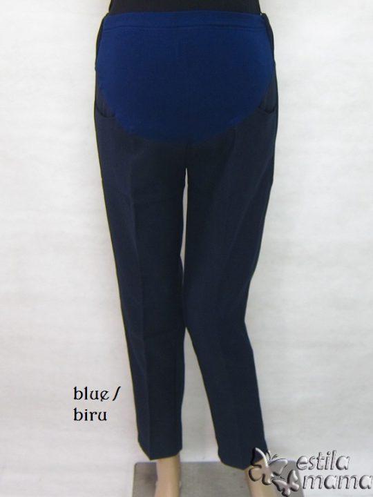 M77179 gb5 celana hamil panjang biru