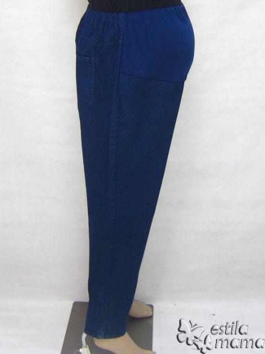 M77180 gb2 celana hamil panjang biru muda
