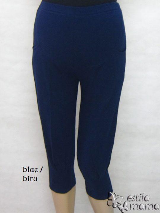 M8628 gb4 legging hamil pdk biru