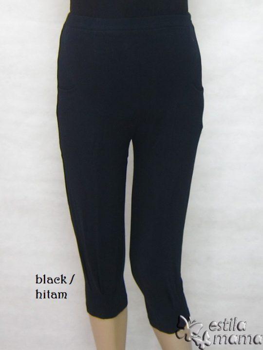 M8628 gb5 legging hamil pdk hitam