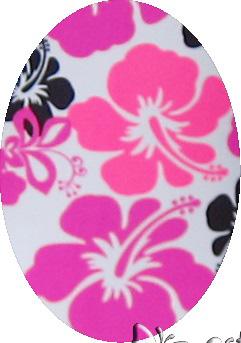 M0253 bunga pink gb1b baju renang hamil