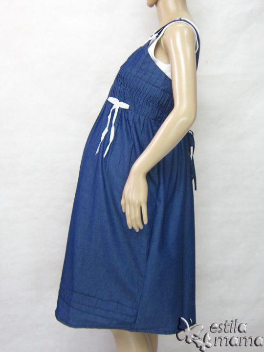 M6638 gb2 overall hamil tnp lgn biru