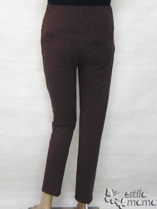 M77103 gb3 celana hamil panjang coklat