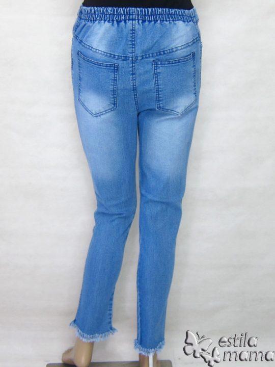 M77181 gb3 celana hamil panjang biru muda