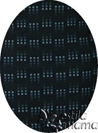 M0251 abu kotak-kotak gb1b baju renang hamil