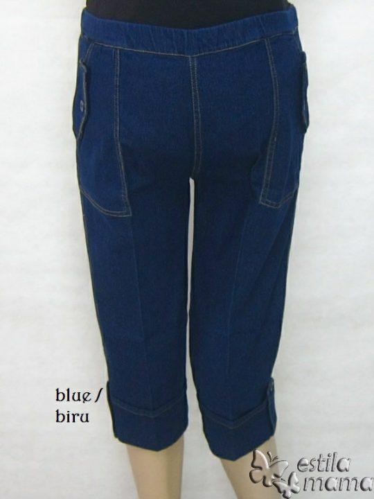 M76119 gb1 celana hamil pdk biru