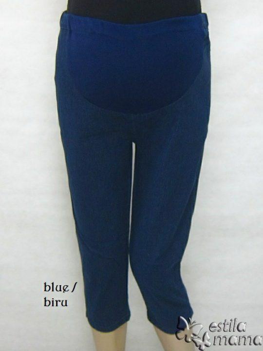 M76120 gb1 celana hamil pdk biru