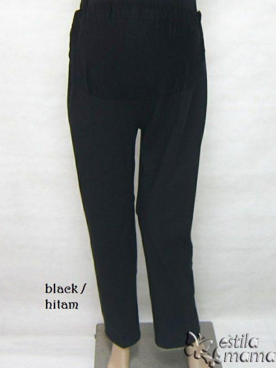 M7794 gb1 celana hamil pjg hitam
